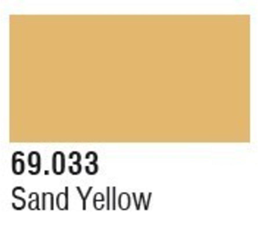 69033 Sand Yellow Mecha Color 17ml Bottle