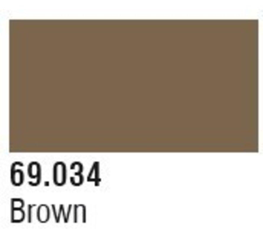 69034 Brown Mecha Color 17ml Bottle