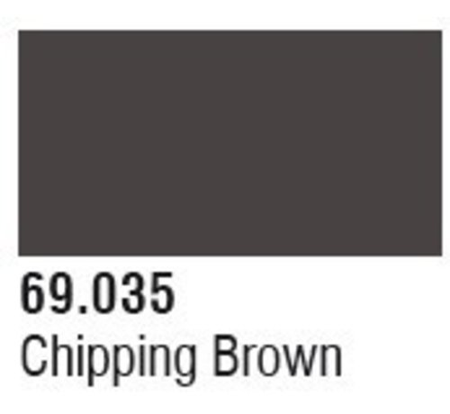 VLJ-VALLEJO ACRYLIC PAINTS 69035 Chipping Brown Mecha Color 17ml Bottle