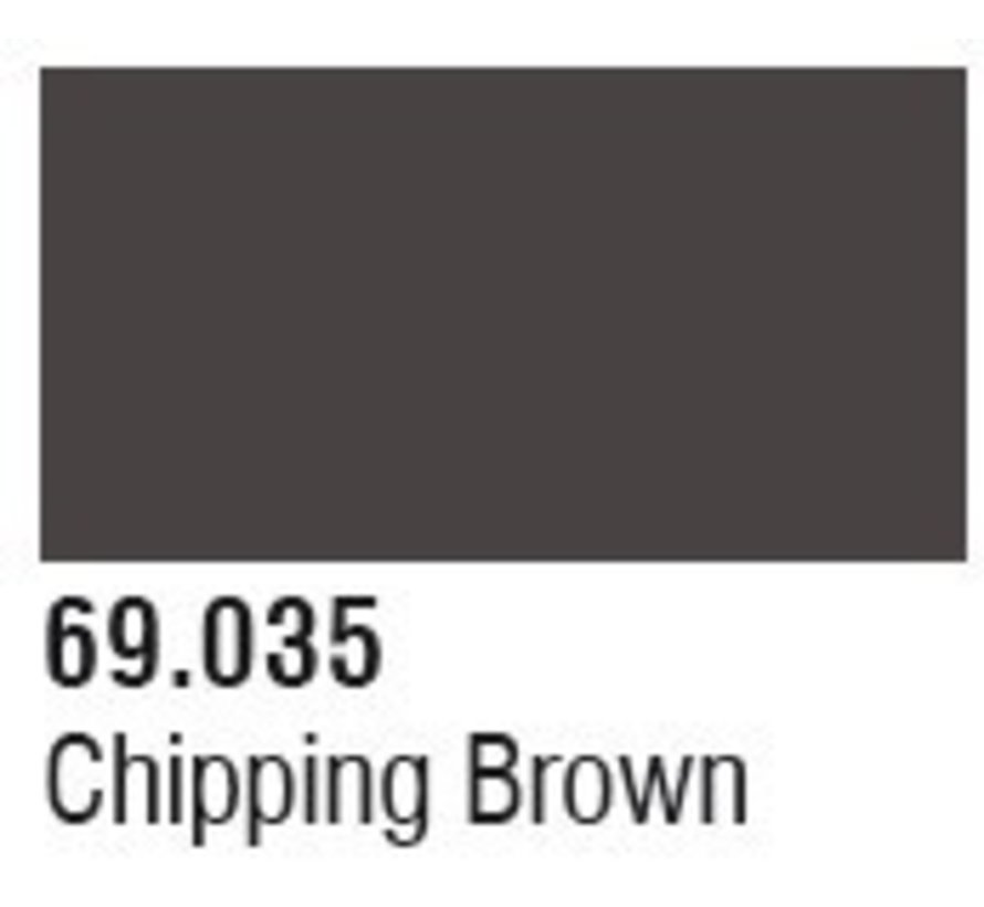 69035 Chipping Brown Mecha Color 17ml Bottle