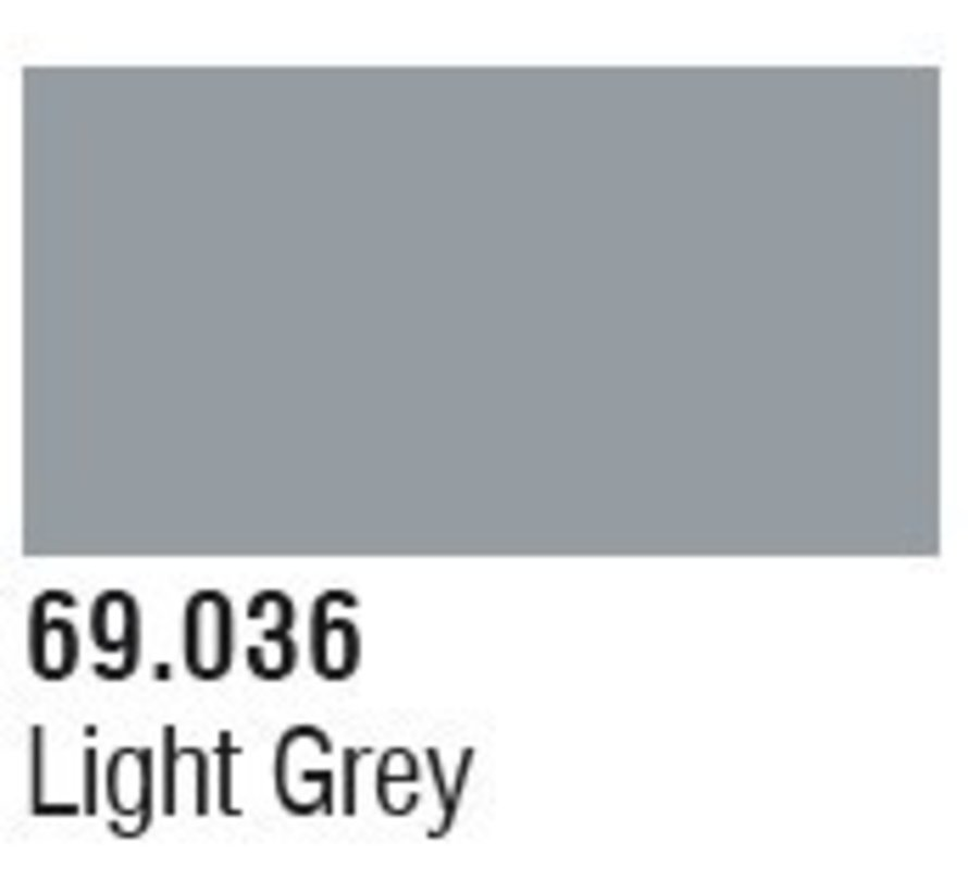 69036 Light Grey Mecha Color 17ml Bottle