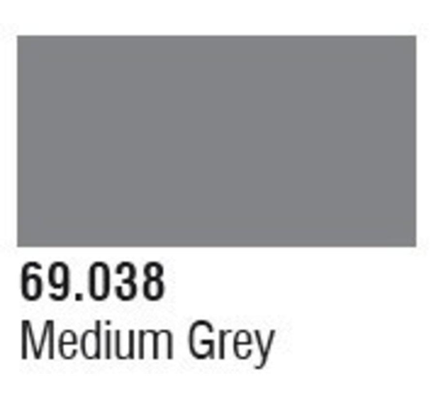 69038 Medium Grey Mecha Color 17ml Bottle