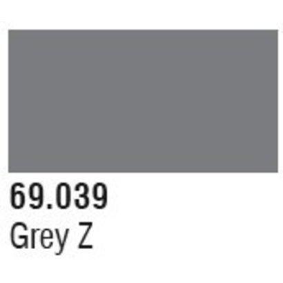 VLJ-VALLEJO ACRYLIC PAINTS 69039 Grey Z Mecha Color 17ml Bottle