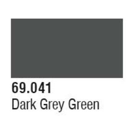 VLJ-VALLEJO ACRYLIC PAINTS 69041 Dark Grey Green Mecha Color 17ml Bottle
