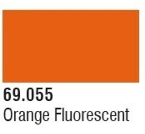 VLJ-VALLEJO ACRYLIC PAINTS 69055 Orange Fluorescent Mecha Color 17ml Bottle