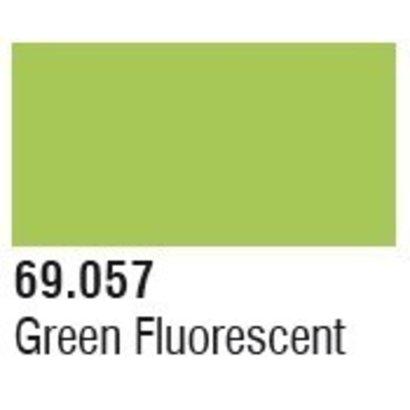 VLJ-VALLEJO ACRYLIC PAINTS 69057 Green Fluorescent Mecha Color 17ml Bottle