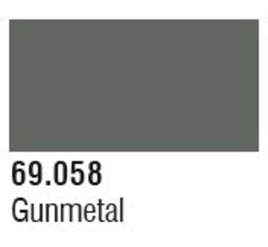 69058 Gunmetal Mecha Color 17ml Bottle