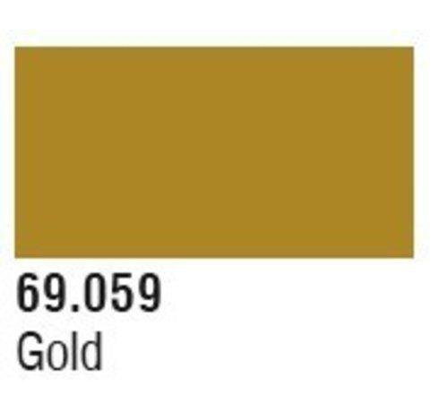 VALLEJO ACRYLIC (VLJ) 69059 Gold Mecha Color 17ml Bottle