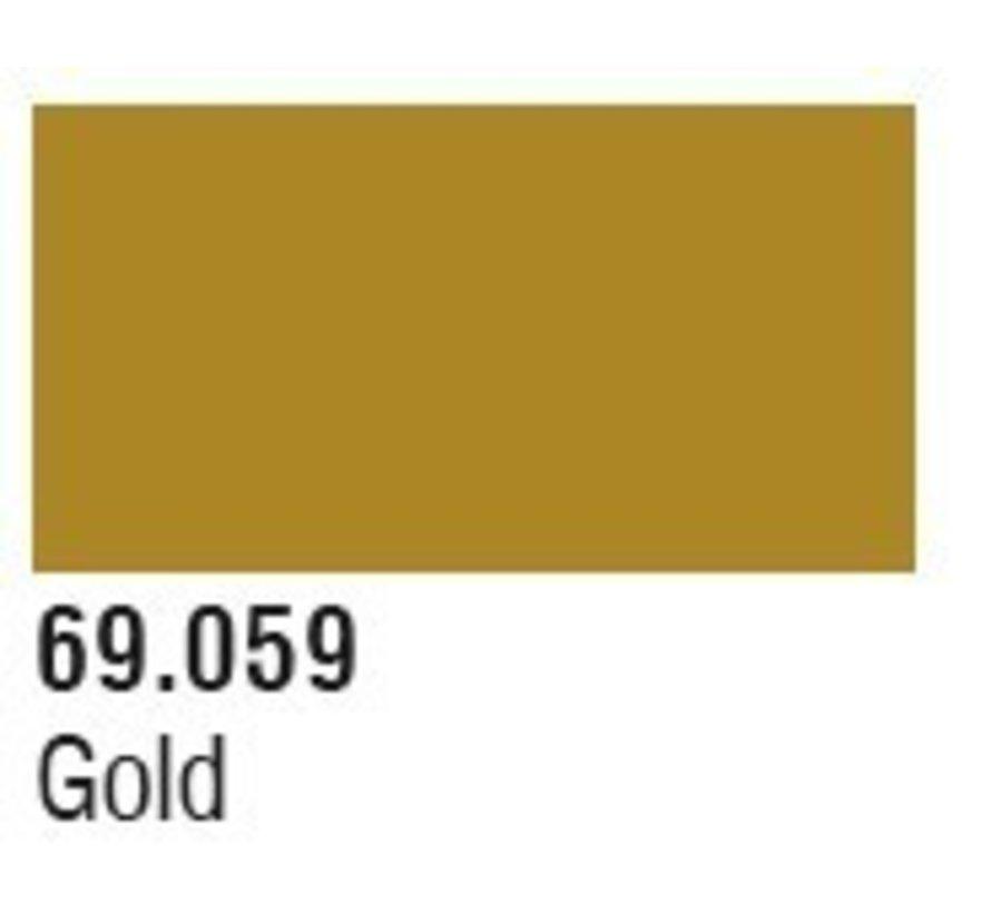 69059 Gold Mecha Color 17ml Bottle