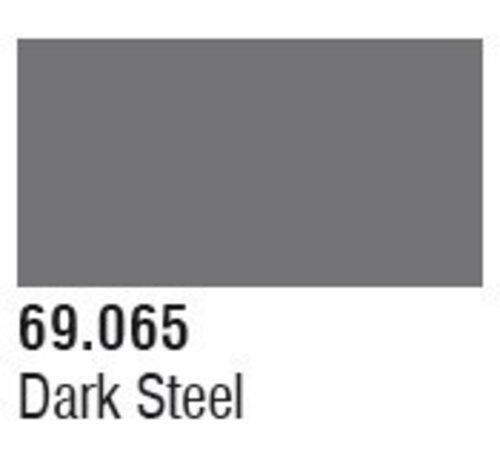 VLJ-VALLEJO ACRYLIC PAINTS 69065 Dark Steel Mecha Color 17ml Bottle