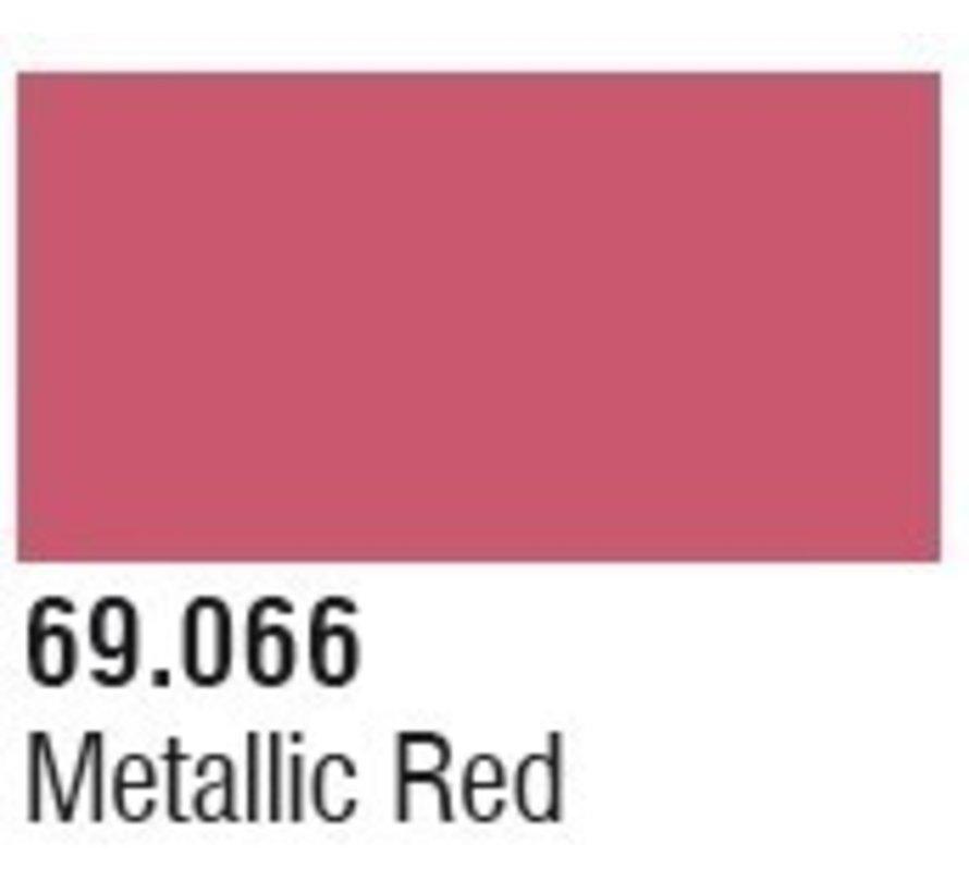 69066 Metallic Red Mecha Color 17ml Bottle