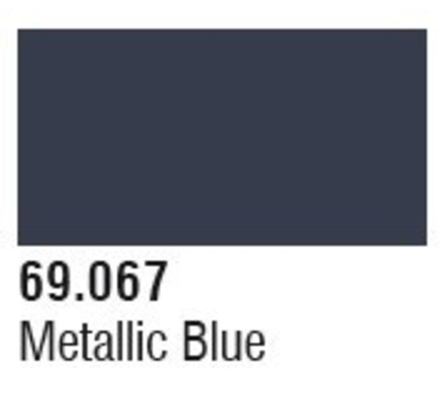 69067 Metallic Blue Mecha Color 17ml Bottle