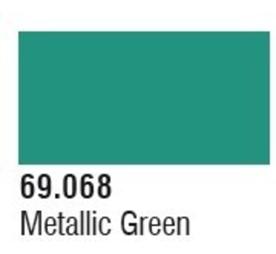 69068 Metallic Green Mecha Color 17ml Bottle