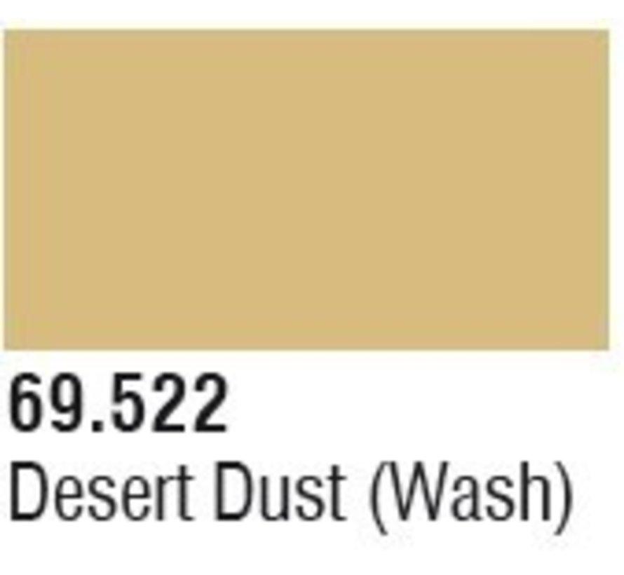 69522 Desert Dust Wash Mecha Color 17ml Bottle