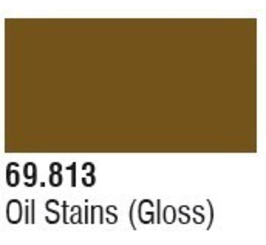 69813 Oil Stains Mecha Color 17ml Bottle
