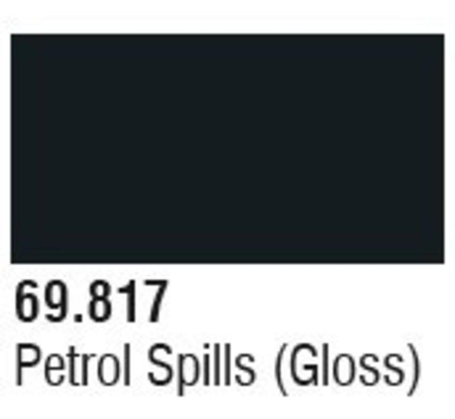 69817 Petrol Spills (Gloss) Mecha Color 17ml Bottle
