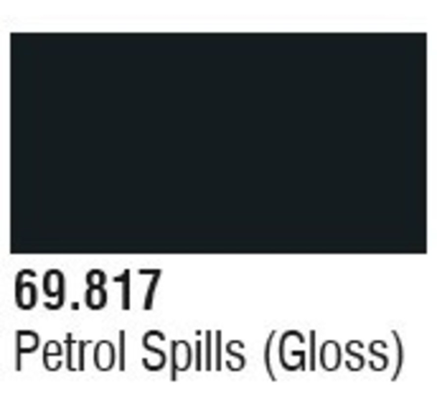69817 Petrol Spills (Gloss) Mecha Color 17ml Bottle
