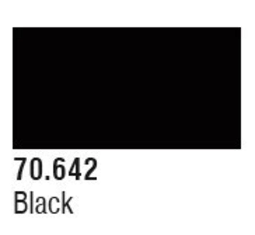 70642 Black Primer Mecha Color 17ml Bottle