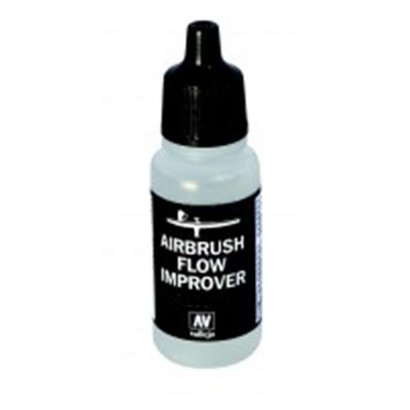 VLJ-VALLEJO ACRYLIC PAINTS 71262 - AIRBRUSH FLOW IMPROVER      17ML