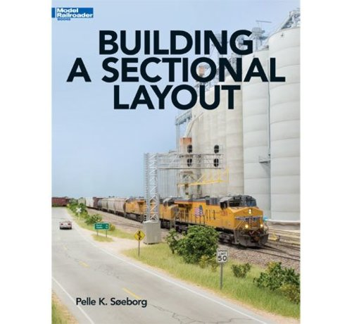 Kalmbach (KAL) 400- 12803 Building a Sectional Layout