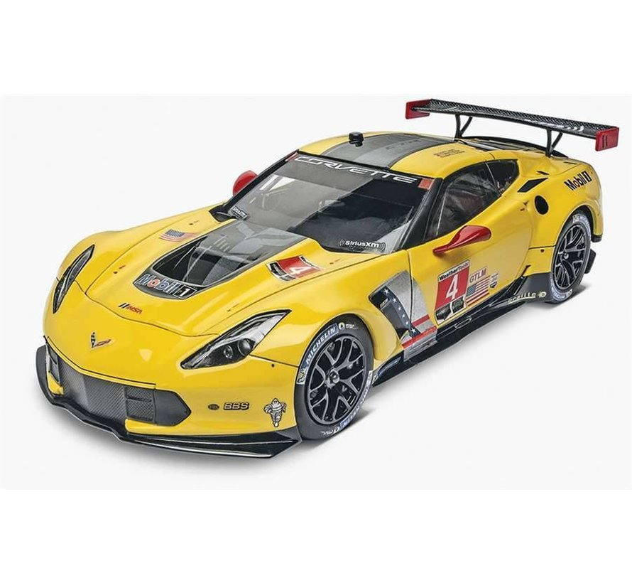 07036 1/25 Corvette C7R
