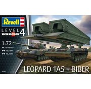 Revell Germany (RVL) 03307 1/72 Leopard 1A5/Bridgelayer Biber