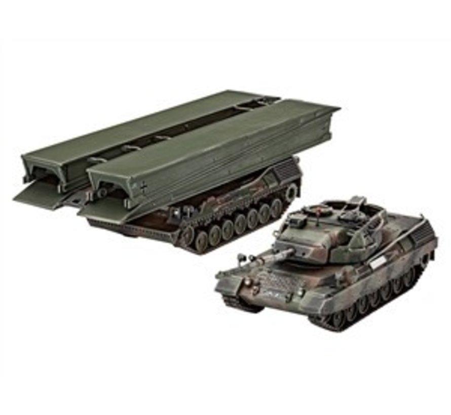 03307 1/72 Leopard 1A5/Bridgelayer Biber