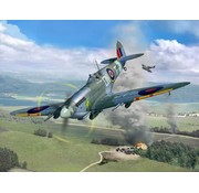 RVL- Revell Germany 03927 Supermarine Spitfire Mk IXc Fighter 1/32