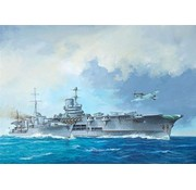 RVL- Revell Germany 05149 1/720 HMS Ark Royal/Tribal Class Destroyer