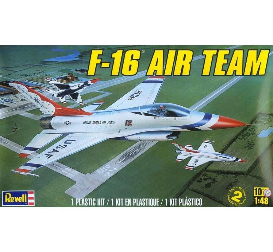 1/48 Revell USA F-16 Air Team