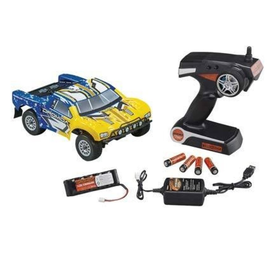 C0047  1/18 Short Course 2.4GHz RTR w/Battery/Charger