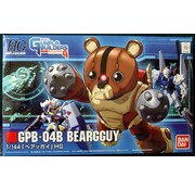 BANDAI MODEL KITS 165394 1/144 #4 Beargguy HG