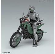 BANDAI MODEL KITS Kamen Rider Series Battle Hopper & Shadow