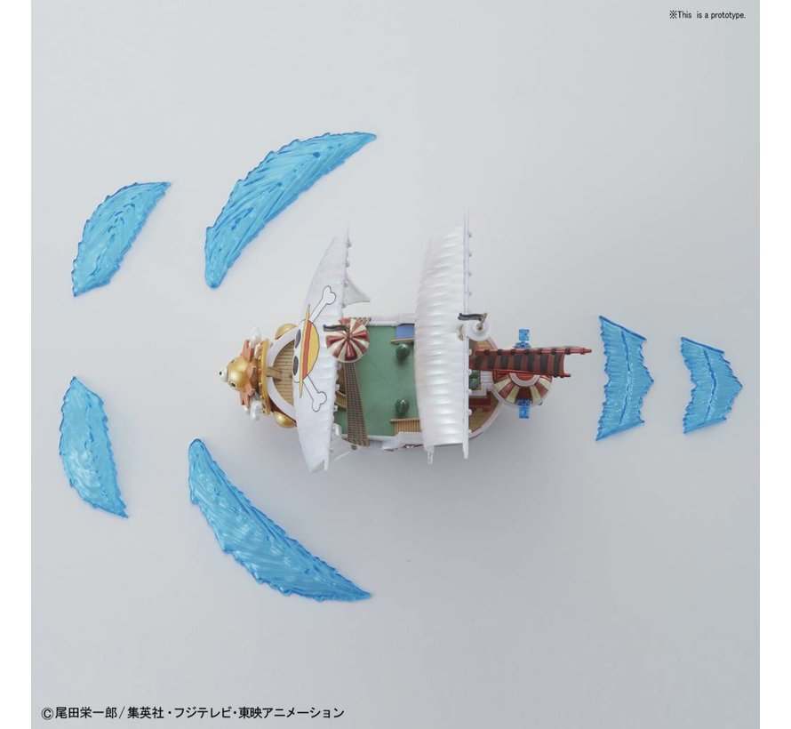 "219771 Thousand Sunny Memorial Color ver. ""One Piece"", Bandai One Piece Grand Ship Collection"