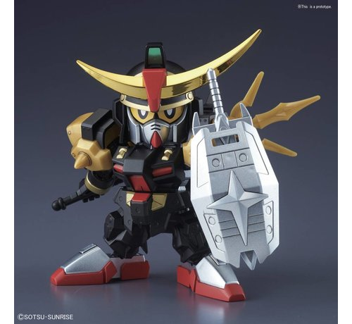 "BANDAI MODEL KITS 219765 BB404 LegendBB Musha Gundam MK-III ""BB Sangokuden"", Bandai SD"