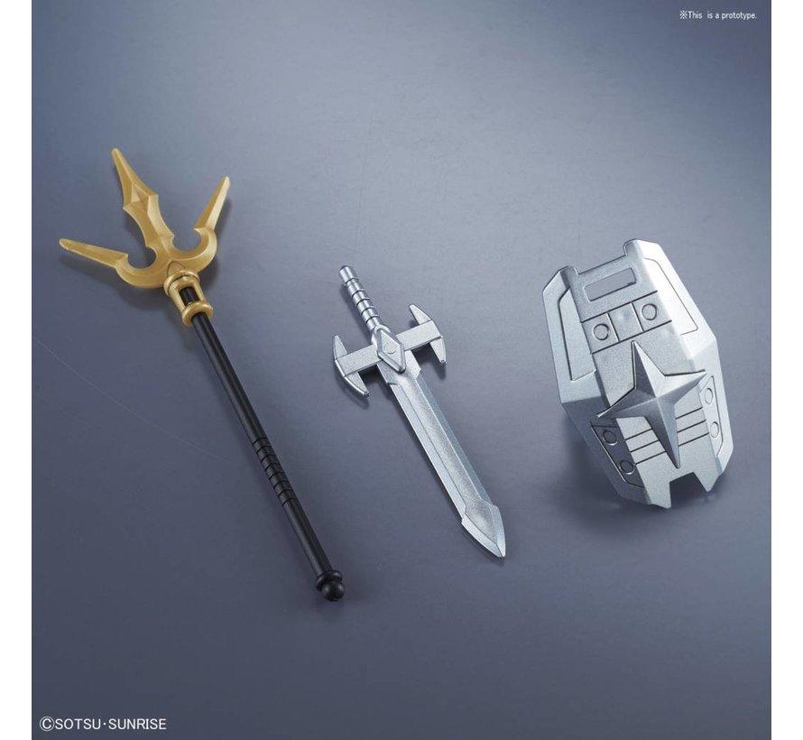 """219765 BB404 LegendBB Musha Gundam MK-III """"BB Sangokuden"""", Bandai SD"""