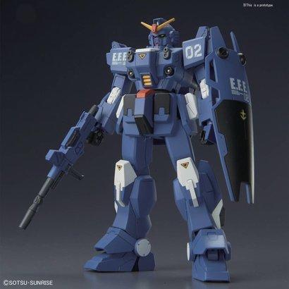 "BANDAI MODEL KITS 219774 #208 RX-79BD-2 Blue Destiny Unit 2 (EXAM) ""Gundam: The Blue Destiny"", Bandai HGUC 1/144"