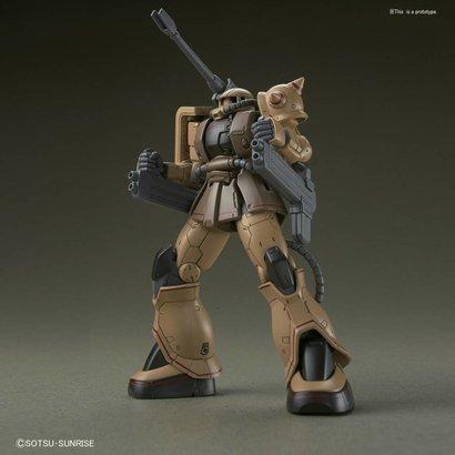"BANDAI MODEL KITS 219767 Zaku Half Cannon ""Gundam The Origin"", Bandai HG 1/144"