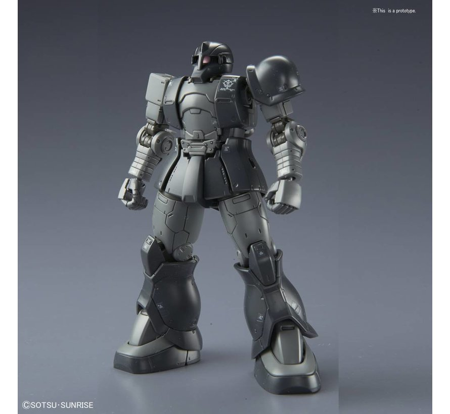 "219764 Zaku I (Kycilia's Forces) ""Gundam The Origin"", Bandai HG 1/144"