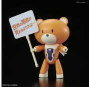 BANDAI MODEL KITS Petit'gguy Allelujah Haptism Orange & Placard