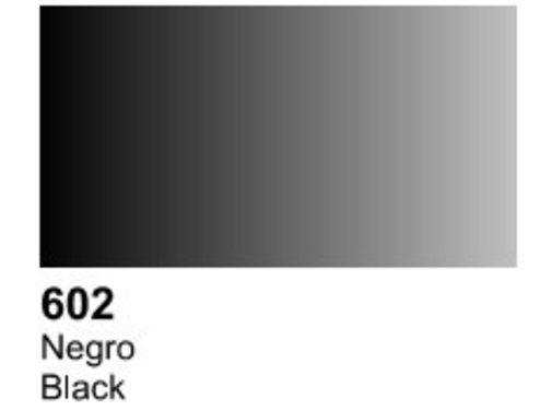 VALLEJO ACRYLIC (VLJ) 70602 - BLACK PRIMER  ACRY-POLY     17ML