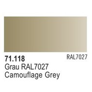 VLJ-VALLEJO ACRYLIC PAINTS CAMOUFLAGE GRAY - Model Air