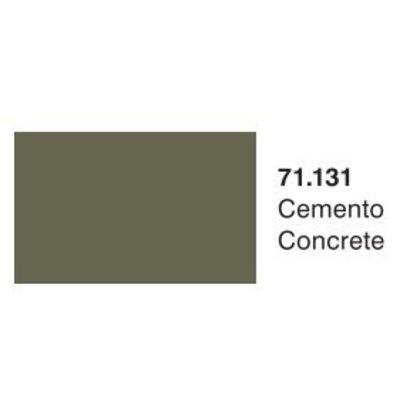 VLJ-VALLEJO ACRYLIC PAINTS 71131 - CONCRETE                    17ML
