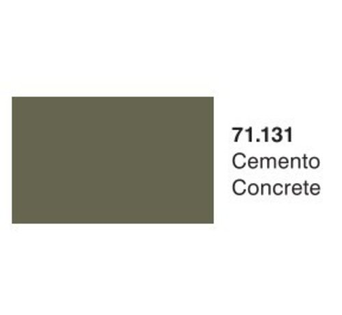 VLJ-VALLEJO ACRYLIC PAINTS 71131 - CONCRETE                    17ML
