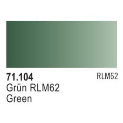 VLJ-VALLEJO ACRYLIC PAINTS 71104 - GREEN RLM 62                17ML