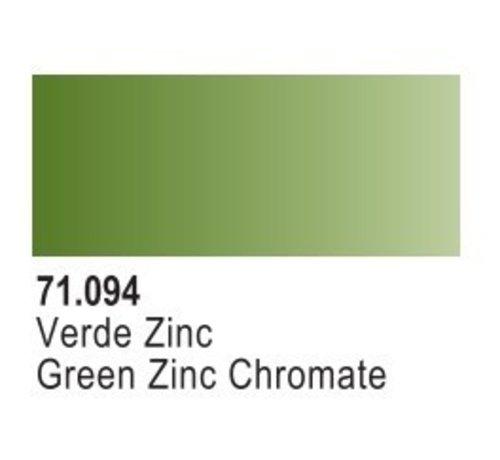 VALLEJO ACRYLIC (VLJ) 71094 - GREEN ZINC CHROMATE         17ML
