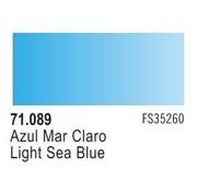 VLJ-VALLEJO ACRYLIC PAINTS LIGHT SEA BLUE - Model Air