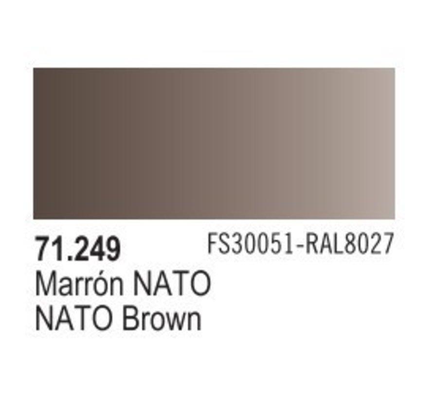 71249 - NATO BROWN                  17ML