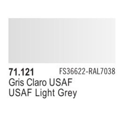 VALLEJO ACRYLIC (VLJ) 71121 - USAF LIGHT GREY             17ML