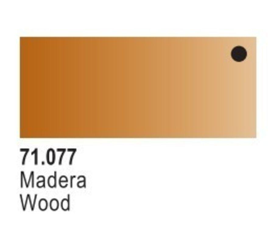 71077 - WOOD                        17ML